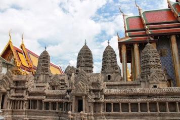 Nos Premiers pas en Asie: Quelques jours dans la tentaculaire Bangkok