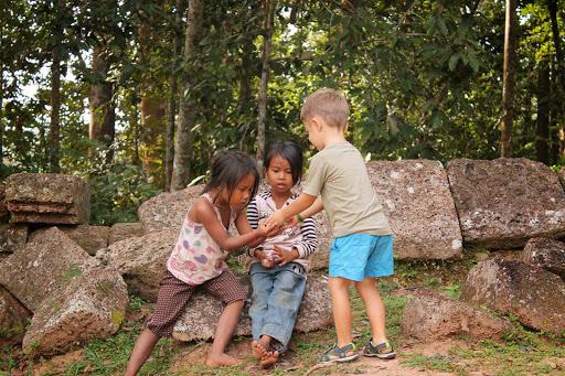 Visite des temples d'Angkor en 3 jours