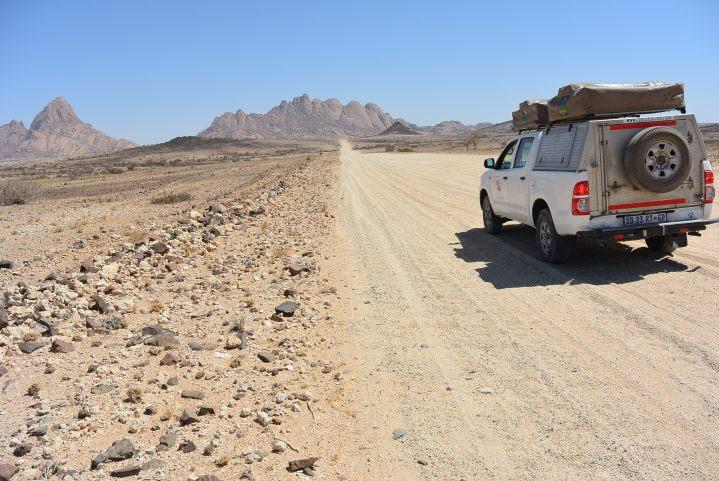 Organiser son road trip en Namibie enindépendant