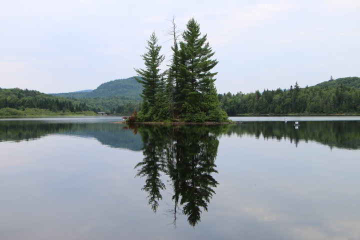 Camper au Parc national du Mont Tremblant – Road trip Québec#1