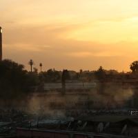 Week end entre filles à Marrakech